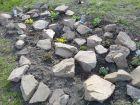 w kwietniu powstaje skalniak