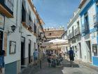 Kordoba - dzielnica żydowska