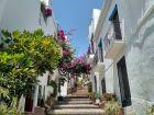 Salobreña - uliczki