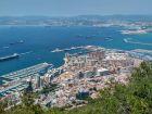 Gibraltar - widok ze Skały
