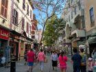 Gibraltar - głowna promenada