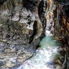 Jaskinie Lichtensteinklamm
