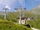 Kaprun – Kitzsteinhorn 3203m npm (wjazd 3 kolejkami)