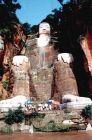 Leshan - największy Budda