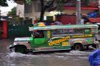 Manila - powódź