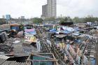 Dhobi Ghat - pralnie w Bombaju