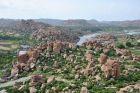 kamienny krajobraz