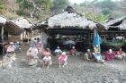 Wyspa Lembata - wieś Lamalera