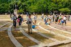 Nagasaki - plac upamiętniajacy wybuch bomby atomowej