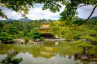Kioto - złoty pawilon