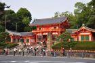 Kioto - świątynia w Gion