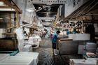 Tokio - market Tsukiji
