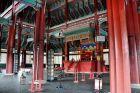 Pałac Gyeongbokgung - wnętrze