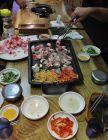 Kuchnia koreańska - samoobsługa