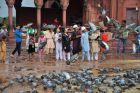 Indie, Delhi, Wielki Meczet