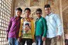 Indie, Agra, gwiazdy