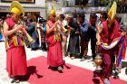 Indie, Leh, mnisi buddyjscy