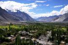 Indie, Diskit, dolina