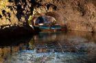 Jaskinia lawowa w Sao Vicente