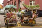 Melaka - pojazdy turystyczne