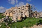 Ggantija - stare ruiny