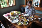 2013, Birma, Ania i 18 miseczek jedzenia!