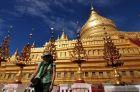 2013, Birma, Ania i złota shwe