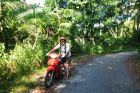 2012, Filipiny, Siquijor, skuterkiem po wyspie.