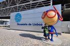 2011, Lizbona, oceanarium.