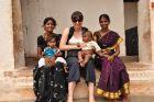2010, Indie, każdy chce mieć ze mną zdjęcie...