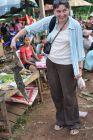 2009, Laos, na lokalnym bazarze...