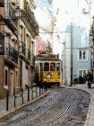 Lizbona - tramwaj