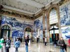Porto - Dworzec San Bento