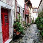 Porto - uliczki