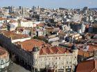 Porto - widoki z wieży Clerigos