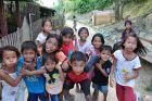 Dzieci w Malenge