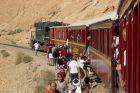 Pociąg Czerwona Jaszczurka